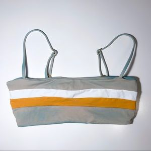 L*Space Reversible Swim Top